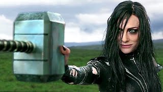 """THOR 3 RAGNAROK - """"Hela détruit Mjölnir !"""" - Extrait VF (2017)"""