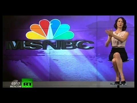 MSNBC Proud to be Biased Brainwash Update