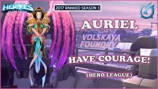 Grubby | Heroes of the Storm - Auriel - Have Courage! - HL 2017 S3 - Volskaya Foundry