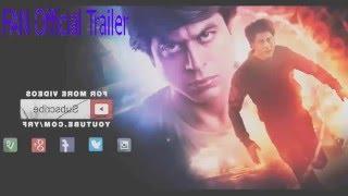 NEW MOVIE TRAILER 2016 - FAN  - Official Trailer -  Shah Rukh Khan