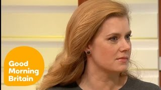 Amy Adams Reveals Details About an Enchanted Sequel | Good Morning Britain