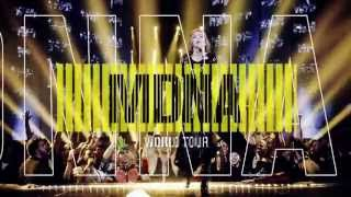 Madonna - MDNA World Tour (official DVD Trailer)
