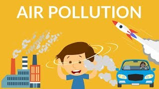 Air Pollution   Video for Kids   Causes, Effects & Solution
