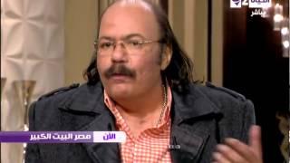 مصر البيت الكبير - طلعت زكريا : انتظروا فيلم (حارس الرئيس) أرصد فيه سنة من حكم الإخوان