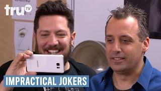 Impractical Jokers – Murr Goes Hairless