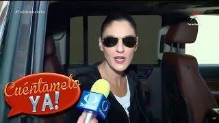 ¡Chantal Andere sufre aparatoso accidente! | Cuéntamelo YA!