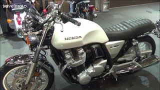 The new  2017 Honda CB1100 EX