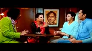 Housefull 2 - Funny Dialogue by Akshay Kumar