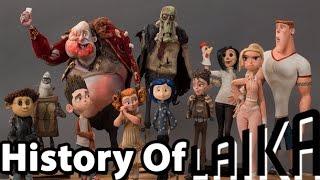 History of Laika