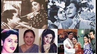 বাংলা চলচ্চিত্রের কালজয়ী জুটি রাজ্জাক-কবরী, রাজ্জাক-ববিতা, রাজ্জাক-শাবানা।