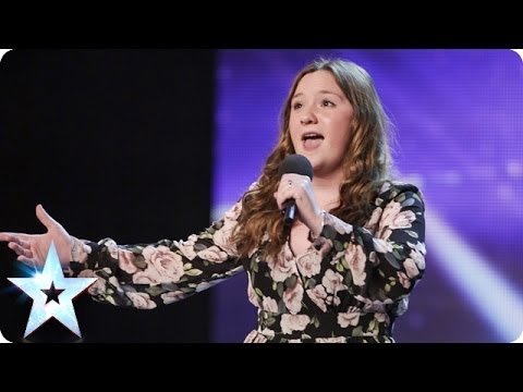 Simon Cowell halts singer Jodi Bird s audition but she fights back Britain s Got Talent 2014