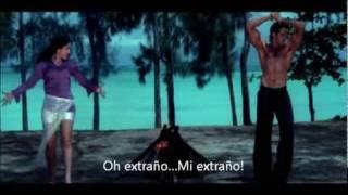 Main Prem Ki Diwani Hoon O Ajanabi Happy Sub Español