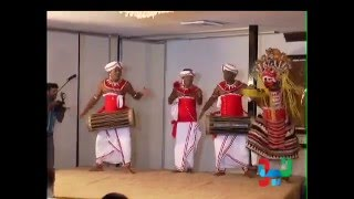 Srilankan Traditional Cultural Show in Pakistan - News Report by Neo