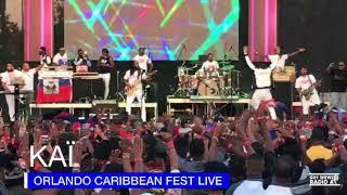 KAÏ FULL PERFORMANCE @ ORLANDO CARIBBEAN FEST 2018 MARS 2018