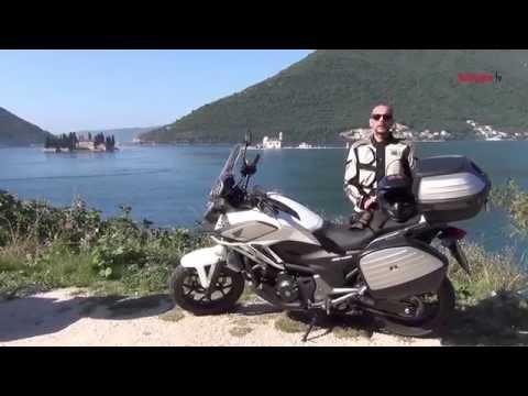 MOTOTURISMO - In prova - Honda NC 750 X Travel Edition ABS