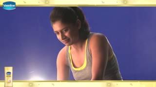 Vaseline Campaign | Mithali Raj (Indian Women Cricket Team Captain) | Ad Making