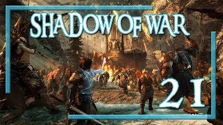 Middle-Earth Shadow of War | Nemesis #21