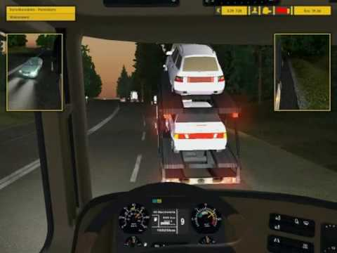 Euro Truck Simulator map Russia part3