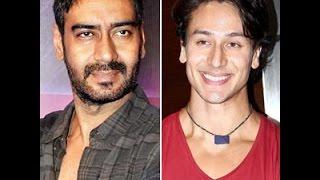 Tiger Shroff Rejects film with Ajay Devgan   Heropanti of Tiger Shroff or Good Luck of Ajay Devgan??
