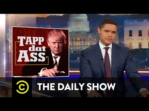 Trump s Unfounded Accusations of Wiretapping The Daily Show