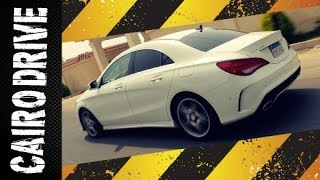 Mercedes CLA Drive Review - Cairo Drive