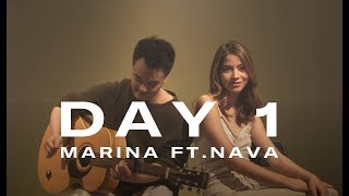 Day 1 ◑ Cover X Marina ft.Nava