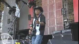 """TEX TEX VIVE LATINO 2008 """" EL TOQUE MAGICO"""""""