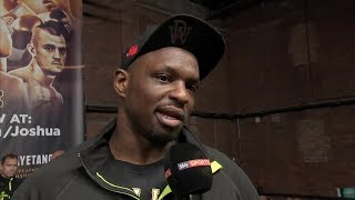 Dillian Whyte says Deontay Wilder is an EMBARASSMENT to HEAVYWEIGHT BOXING