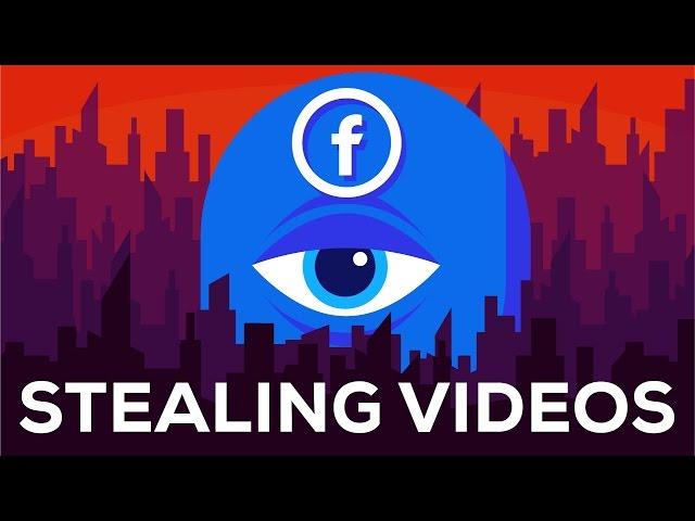 Wie Facebook Milliarden von Views stiehlt