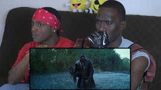 THE DARK TOWER Official Trailer Reaction