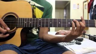 tere bin nahi lage jiya|leela| guitar lesson
