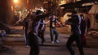 FULL HD Behind The Stunt Film Runaway - Udeh Nans & Pejuang Stunt