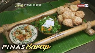 Pinas Sarap: Winning dishes sa 2017 Kesong Puti Cookfest, tinikman ni Kara David!