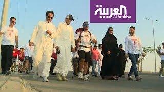 """حملة """"امشي عشانها"""" تهدف للتوعية بسرطان الثدي في جدة"""