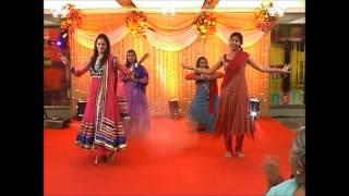 Honey & Friends - Sangeet Dance!