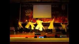 LPL 2013 Culturals - Kolkata Kingpins