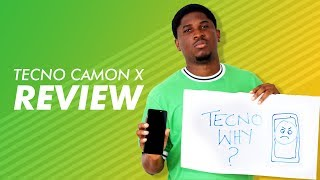 Tecno Camon X: Unboxing And Review