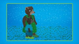 Petit Ours Brun - La nuit étoilée (Histoire & Chanson)