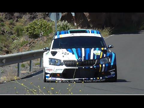 ERC Rally Islas Canarias 2016
