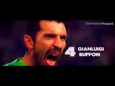 10 Keeper terbaik duni 2016