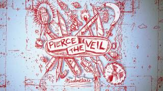 Pierce The Veil - Gold Medal Ribbon