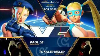 SFV: SCR 2016 - Day 1 Pools Part 1 - CPT 2016