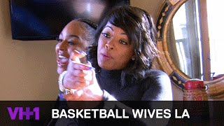 Angel Love Wants to Clear the Air with Malaysia Pargo | Basketball Wives LA