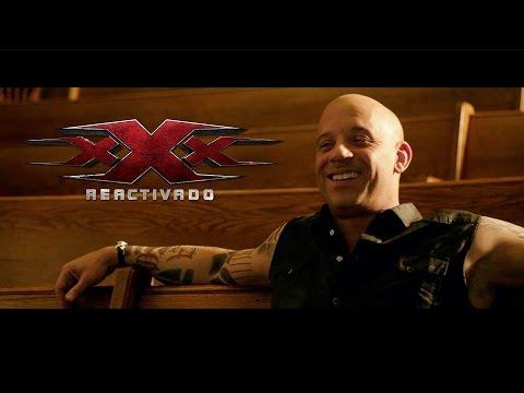 Xxx Mp4 XXx Reactivado Primer Trailer Subtitulado HD 3gp Sex
