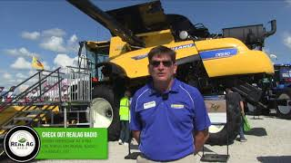 New Holland moves from Elevation to Revelation