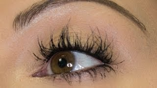 3 Steps To Fuller Looking Lashes