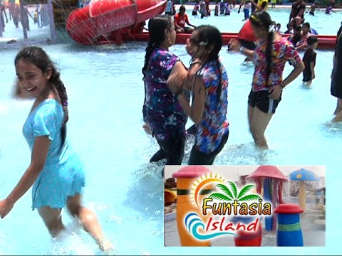 Full Summer Entertainment in Water Park at Patna
