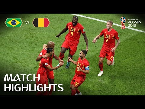 Xxx Mp4 Brazil V Belgium 2018 FIFA World Cup Russia™ Match 58 3gp Sex