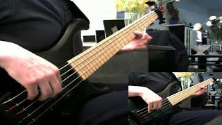 Brian Bromberg - Slap Happy (bass  cover)