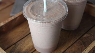 How To Make Nutella Milkshake - By One Kitchen Episode 116